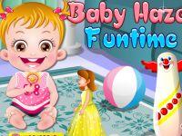 Spaß mit dem Baby